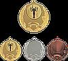 Медаль MMC5052 с жетоном и лентой (50mm)
