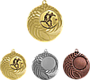 Медаль MMC9050 с жетоном и лентой (50mm)