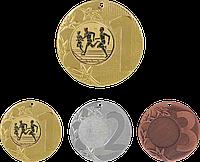 Медаль MMC7150 с жетоном и лентой (50mm)