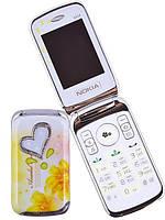 Детский мобильный телефон Nokia W666 (2 sim) желтый