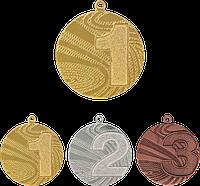 Медаль MMC6040 с лентой (40mm)