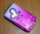 Детский мобильный телефон Nokia W666 (2 sim) розовый, фото 3