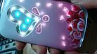 Детский мобильный телефон Nokia W666 (2 sim) розовый, фото 4