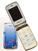 Детский мобильный телефон Nokia W888 (2 sim) синий