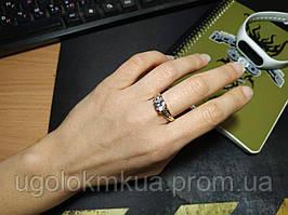 Кольцо 18 размер стиль - обручальное, свадебное
