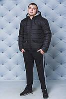 Куртка  мужская демисезон черная