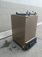 Твердотопливный котел длительного горения Energy Wood (Холмова) 25 квт, отапливаемая площадь до 250 м2 , фото 2