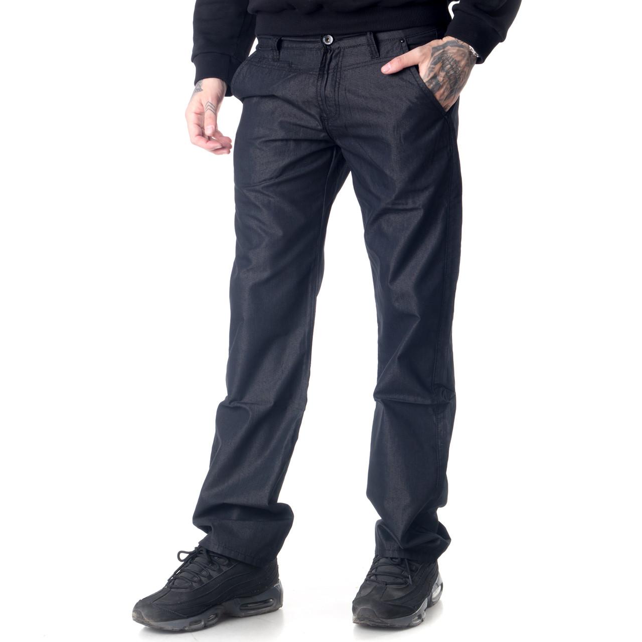 Джинсы мужские Franco Benussi 3063 черные