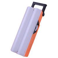 Прибор резервного освещения yj-6862 r, зарядка от 220в, пластиковый корпус, 30 led, настольный/настенный