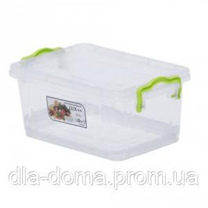 Контейнер пищевой пластиковый Lux 5.0 л