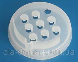 Крышка пластиковая для слива 1шт
