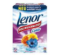 Lenor Vollwaschmittel Color стиральный порошок 54 стирки