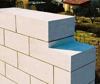 Блок газобетонный 150х300х600 мм