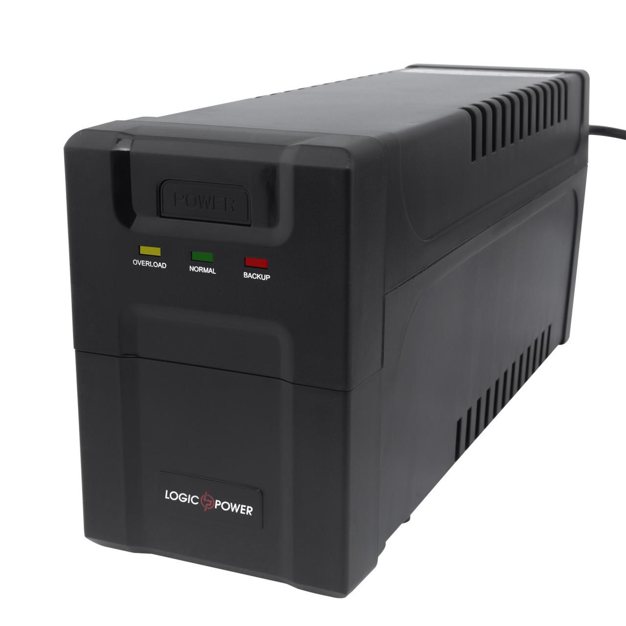 ИБП LogicPower LP 650VA-P (390Вт) линейно-интерактивный