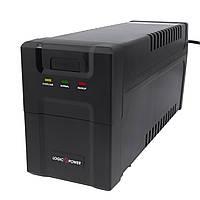 ИБП LogicPower LP 650VA-P (390Вт) линейно-интерактивный, фото 1