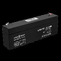 Аккумулятор свинцово-кислотный LogicPower AGM LPM 12 - 2.3 AH