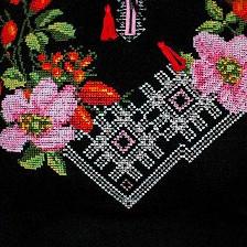 украинская вышиванка. Туника с вышивкой