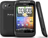 Смартфон HTC Wildfire S A510e. WiFi. Камера 5 MP. Качественый телефон. Интернет магазин телефонов. Код : КТД2
