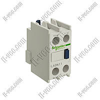 Блок вспомогательных контактов Schneider Electric LADN11, 1NO+1NC