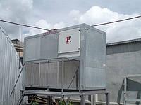 Чиллер воздушного охлаждения б/у на 120кВт