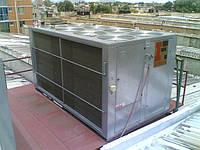 Чиллер б/у мощность охлаждения 400 кВт: Industrial Frigo, Италия, фото 1