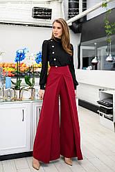 Супер модные брюки широкого кроя