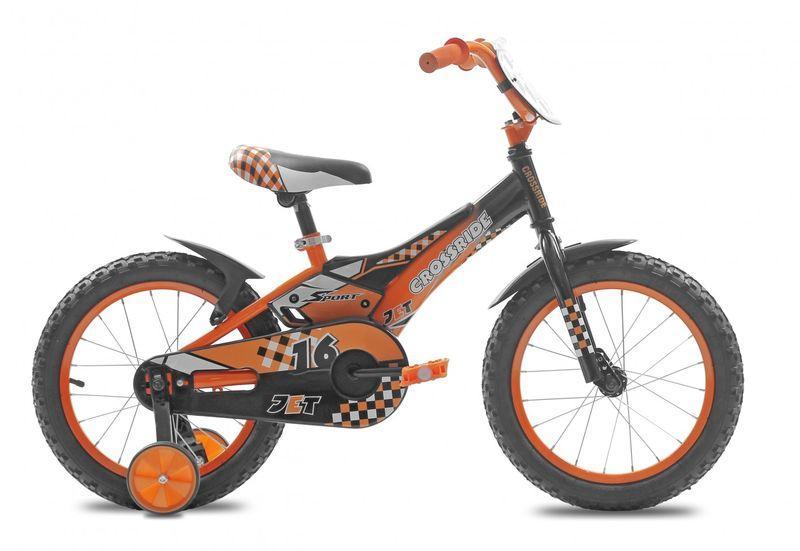 30d5a351decd5d Велосипед CROSSRIDE 16 BMX ST JET, цена 1 593 грн., купить в Виннице ...