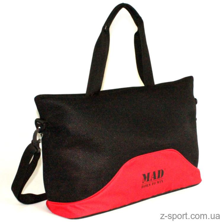 20091492 Сумка спортивная MAD LATTICE женская красная, цена 641 грн., купить ...