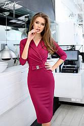 Чудесное платье в деловом стиле