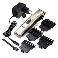 Беспроводная машинка для стрижки волос Kemei KM 5017, триммер для волос, фото 1