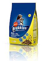 Сухий корм BREKKIES Excel Dog Mini Chicken  для дорослих собак малих порід 3 кг