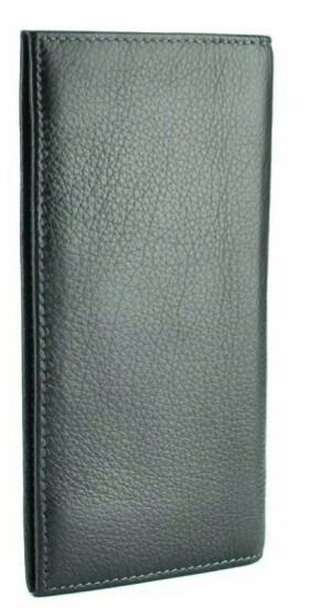 0e0f487d2a2b Портмоне мужское Horton Collection TR3977, кожаное, черное — только ...