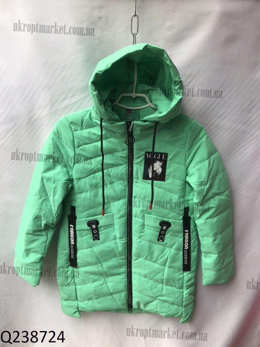 """Куртка на девочку весенняя (8-12 лет) """"Spider""""  LB-1048"""