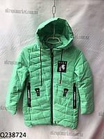 """Куртка на девочку весенняя (8-12 лет) """"Spider""""  LB-1048, фото 1"""