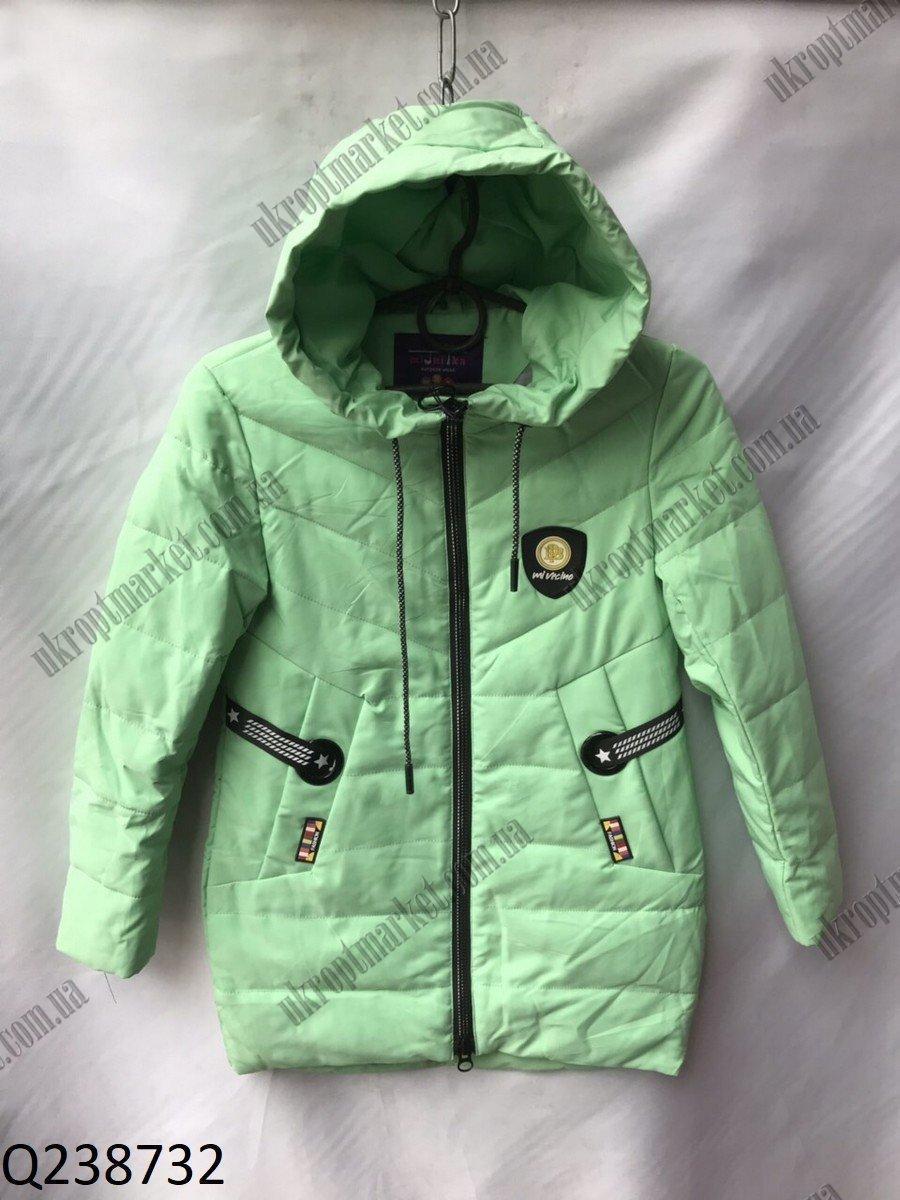 """Куртка на девочку весенняя (7-11 лет) """"Spider""""  LB-1048"""