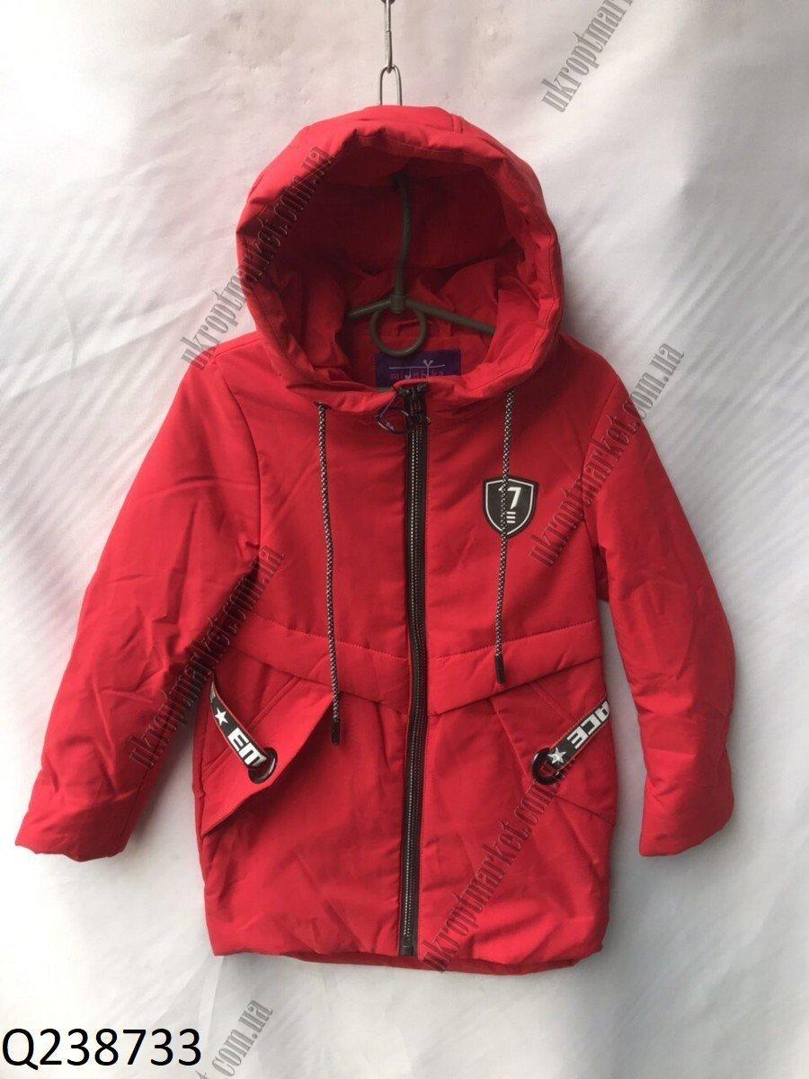 """Куртка на девочку весенняя (6-10 лет) """"Spider""""  LB-1048"""