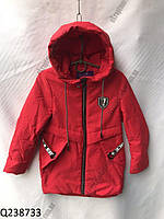 """Куртка на девочку весенняя (6-10 лет) """"Spider""""  LB-1048, фото 1"""