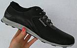 В стиле Timberland мужские кроссовки перфорация большого размера 46-50, фото 4