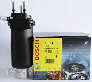 Фильтр топливный Renault Senic / MeganeII-1.5dCi-2005-> Bosch-0 450 907 014-Германия