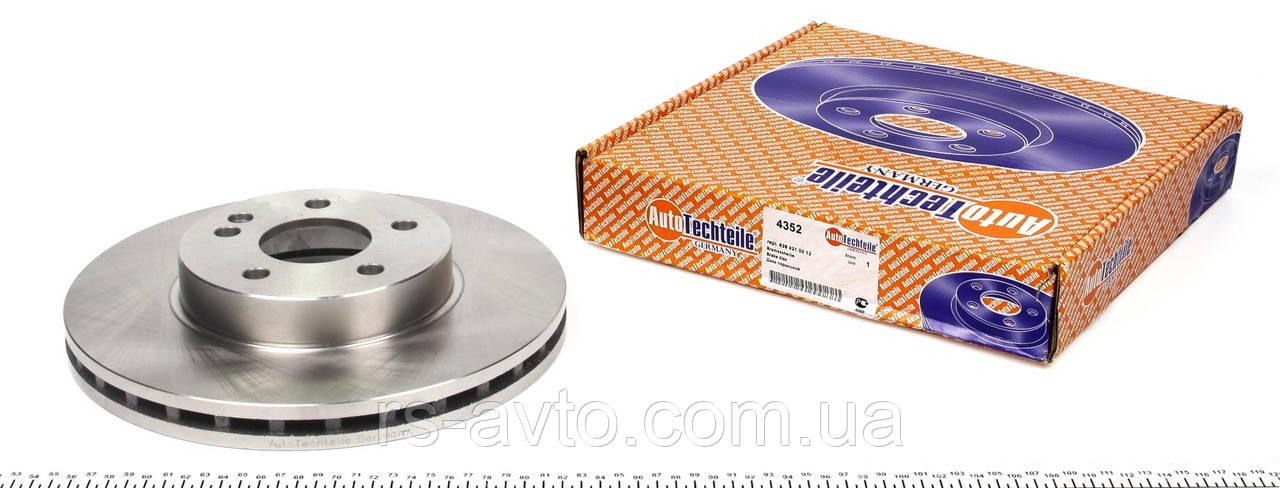 Диск тормозной передний Vito 639 2003-  300x28 Autotechteile  A4352 Германия
