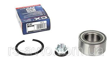 Подшипник ступицы передний +ABS Kangoo 08- (45x83x39) R15/16