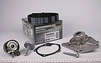 Ремень ГРМ + помпа Кенго / Renault Kangoo 1.5dCi с 2001 (Комплект) - Германия - HEPU