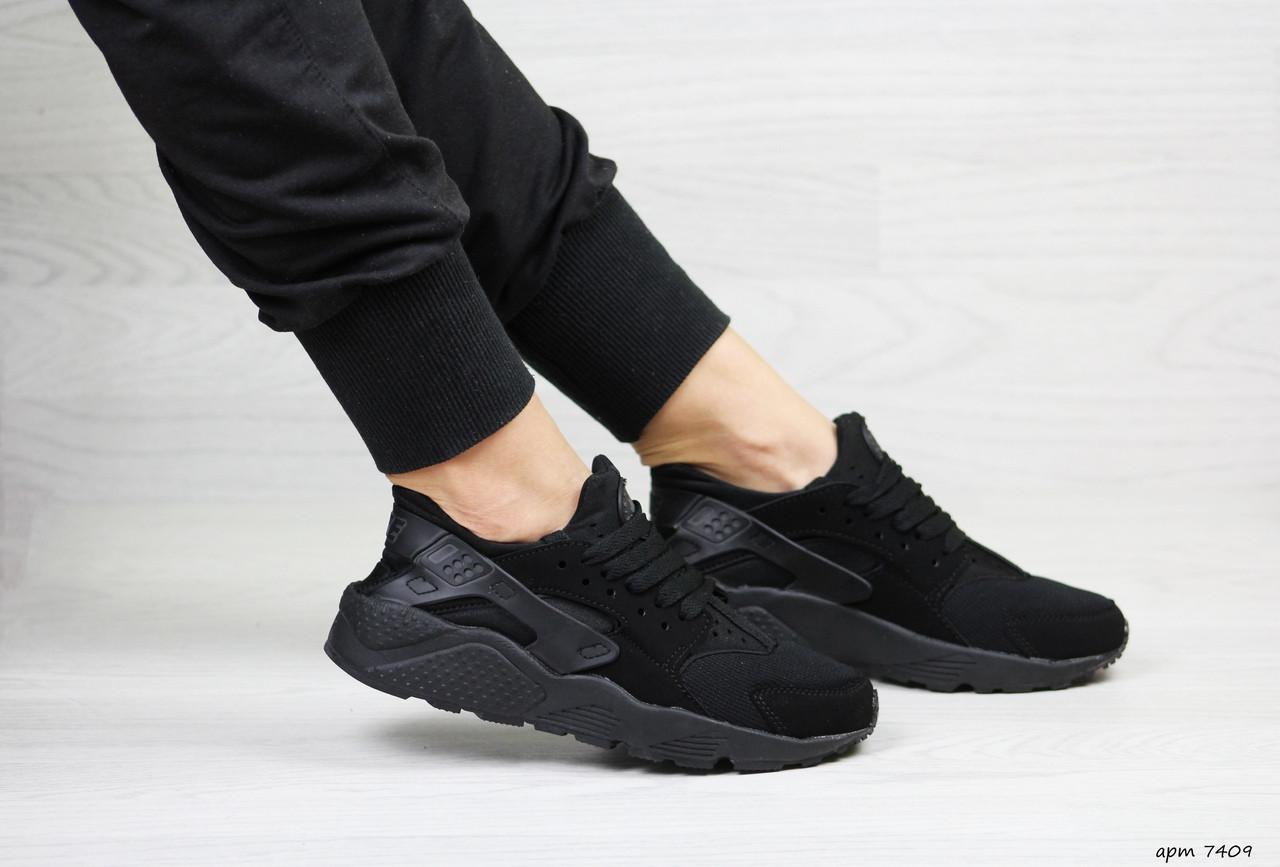 Кроссовки женские Nike Huarache fragment design. ТОП КАЧЕСТВО!!! Реплика класса люкс (ААА+)