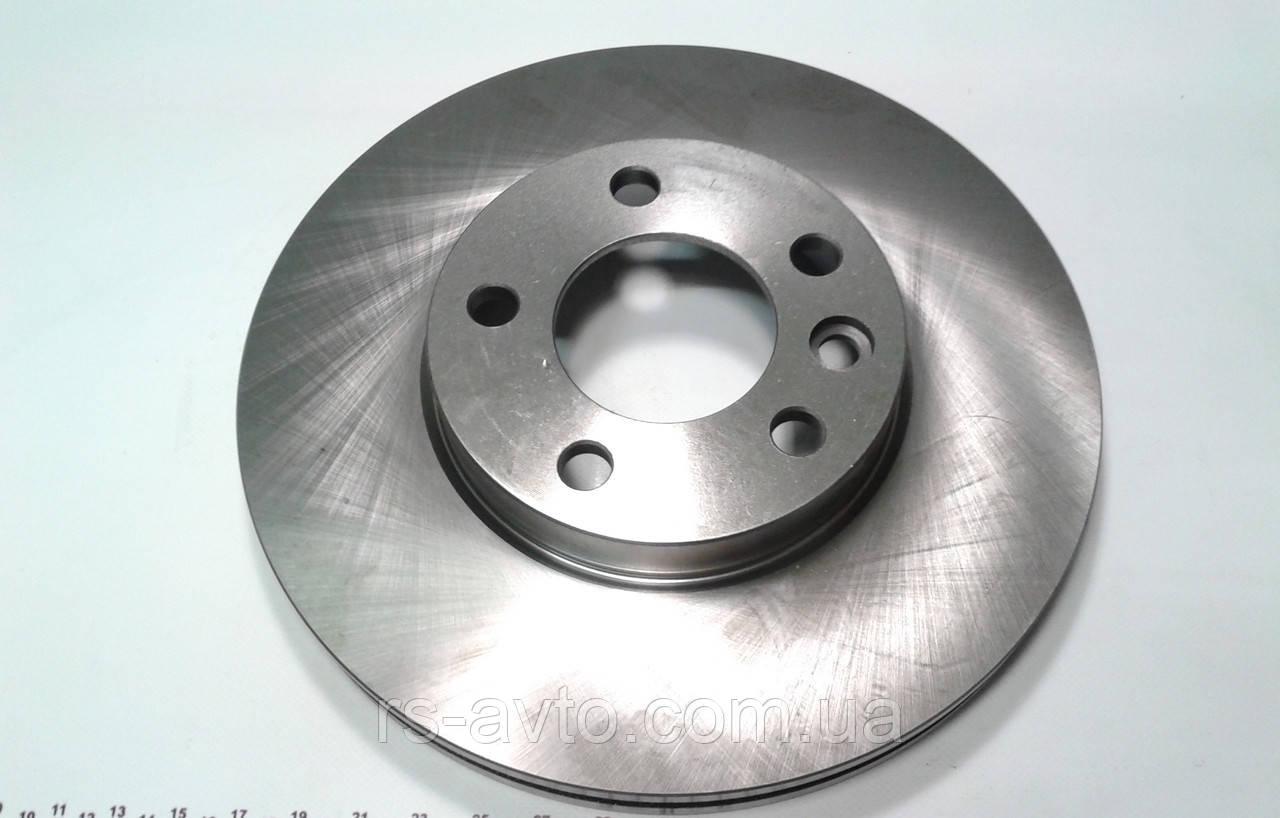 Гальмівний диск vw t5 / Фольксваген Т5 від 2003 року. Під 16 радіус колісного диска 6150.02 Німеччина AUTOTECHTE