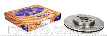 Тормозной диск Кадди / Caddy 2004 - / Golf 1.6 1.9TDI/ Jetta1.6/Touran 2005-(288X25 передний ) Германия 6150.0, фото 2