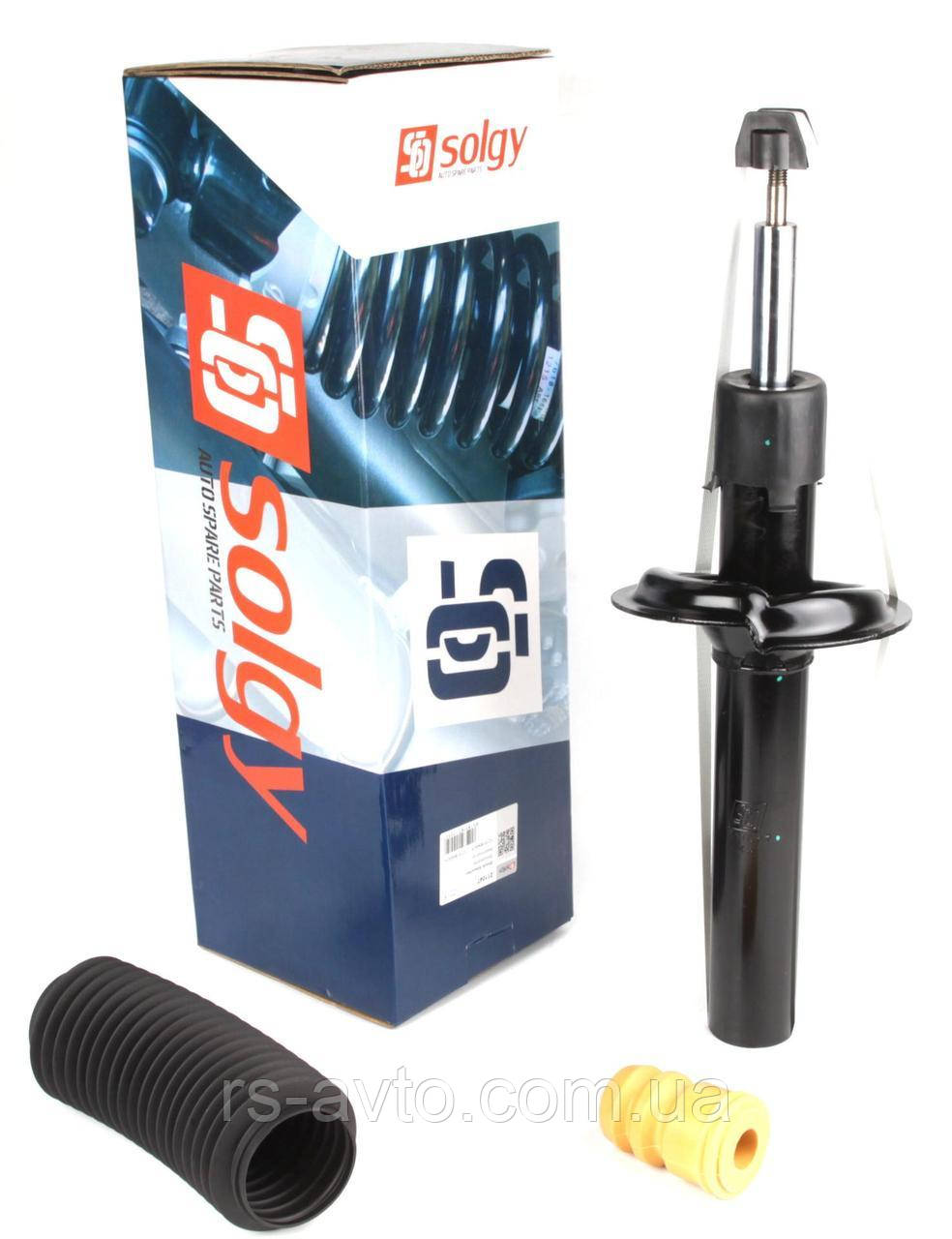 Амортизатор передний Ford Transit 00- (пыльник + отбойник)