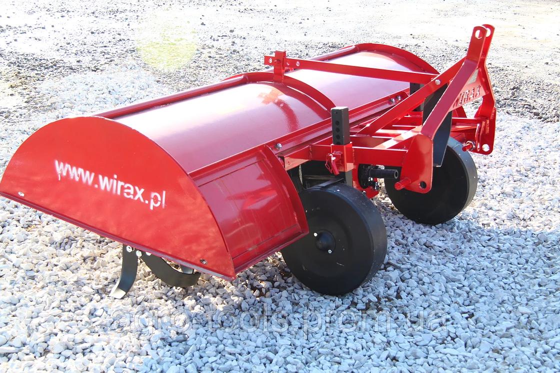 Почвофреза  Wirax 1,6  м