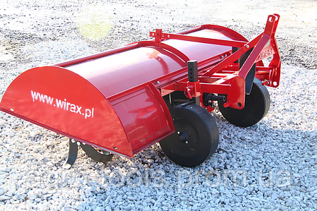 Почвофреза  Wirax 1,6  м , фото 2