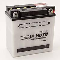 Аккумулятор мотоциклетный JP Moto 9Ah-12v CB9-B (YB9-B) , 12В, 9Ач, EN100А