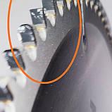 Пильный диск по алюминию. 210х30х80.  TOPFIX. дисковая пила по алюминию., фото 4